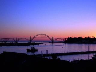 YAQUINA SUNSET - Newport, Embarcadero - Newport vacation rentals