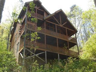 """Luxury Cabin 4br/4.5ba-110"""" Theater,Hottub,GAME - Gatlinburg vacation rentals"""