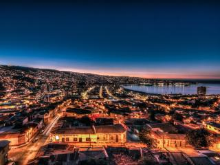 Valparaiso, beautiful bay view - Valparaiso vacation rentals