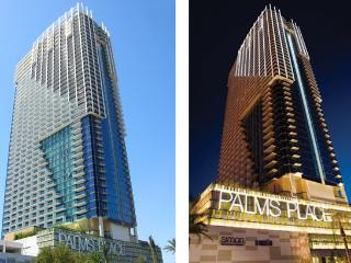 Palms Place Studio by Condo Hotel Marketplace - Las Vegas vacation rentals