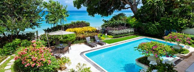 Villa Bonavista SPECIAL OFFER: Barbados Villa 269 Sits On A Quiet Stretch Of White, Sand Beach On The Stunning West Coast Of Barbados. - Saint Peter vacation rentals