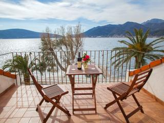 Apartments Stone House - Duplex Two-bedroom Apartment with Balcony and Sea View - Tivat vacation rentals