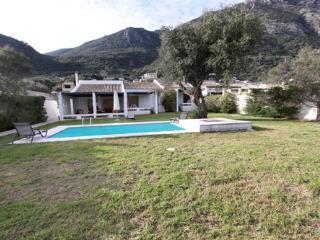 Barbati beachfront Villa Barbilian - Barbati vacation rentals