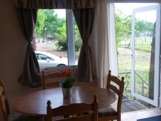 Cozy 3 bedroom Villandraut Caravan/mobile home with Internet Access - Villandraut vacation rentals