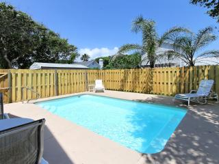 CoCo's Beach Cottage w/Private Heated Pool-Steps t - Saint Augustine Beach vacation rentals