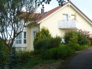 Vacation Apartment in Bad Teinach-Zavelstein - 775 sqft, 1 bedroom, max. 4 people (# 8073) - Bad Teinach-Zavelstein vacation rentals