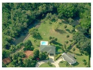 Amazing Backyard !!!  Vacation House River Garden ! - Fort Myers vacation rentals