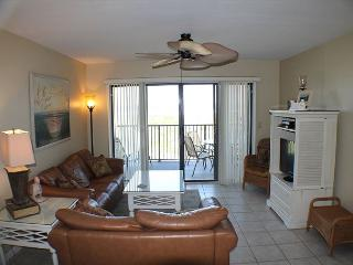 Upgraded Ocean/Beach Front Condo, Flat Screens, Wifi, 2 Balcony's - Saint Augustine vacation rentals