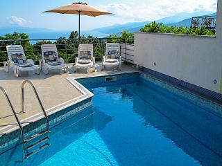 Villa Bellavista - apartment A A2+2 with pool - Opatija vacation rentals