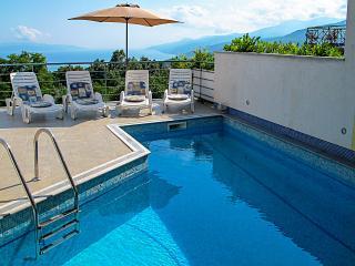 Villa Bellavista - apartment E A4+4 with pool - Opatija vacation rentals