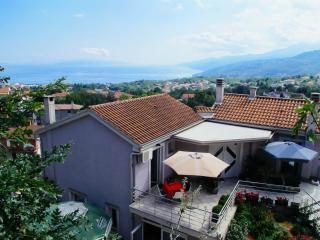 Villa Bellavista - apartment B A2+2 with pool - Opatija vacation rentals