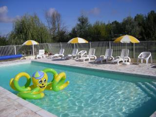 Charming family cottage with pool, pets welcome. - Parcay-les-Pins vacation rentals