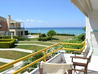 Beach Front Family House in Chalkidiki! - Pefkohori vacation rentals