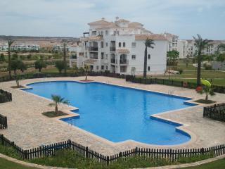 Hacienda Riquelme Golf Resort, 68 Atlantico Apt.1B - Sucina vacation rentals