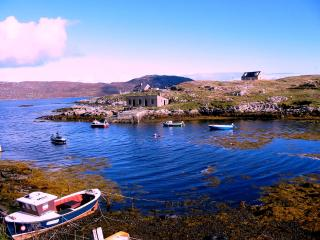 Spacious 4 bedroom South Uist House with Dishwasher - South Uist vacation rentals