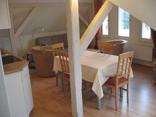 Vacation Apartment in Bad Schwartau - 646 sqft, located in a renovated villa, courtyard available, washer… - Bad Schwartau vacation rentals
