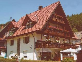 Vacation Apartment in Bad Rippoldsau-Schapbach - 861 sqft, 2 bedrooms, max. 4 People (# 7592) - Bad Rippoldsau-Schapbach vacation rentals