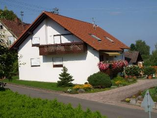 Vacation Apartment in Marxzell - 1001 sqft, 3 bedrooms, max. 6 persons (# 7600) - Marxzell vacation rentals