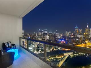 Platinum JASPER 2 Bedroom Apt - Freshwater Place - Melbourne vacation rentals