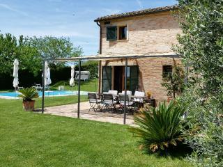 Charming  country villa + guest house + pool - Corinaldo vacation rentals
