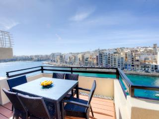 048 Spinola Bay Seafront Duplex Penthouse - Saint Julian's vacation rentals