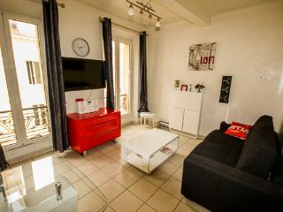 Nice Studio with Internet Access and Wireless Internet - Cannes vacation rentals