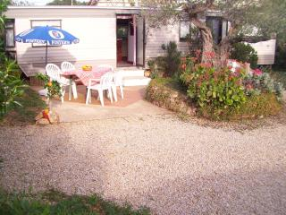 2 bedroom Caravan/mobile home with Internet Access in L'Ampolla - L'Ampolla vacation rentals