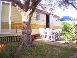Comfortable 2 bedroom Caravan/mobile home in L'Ampolla - L'Ampolla vacation rentals