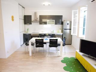 Trendy apt Seka at Bacvice beach - Central Dalmatia Islands vacation rentals