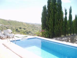 Rural villa in Canillas de Aceituno - Canillas de Aceituno vacation rentals