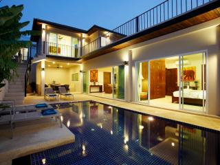 TOPAZ: 5 Bedroom, Private Pool Villa near Beach - Nai Harn vacation rentals