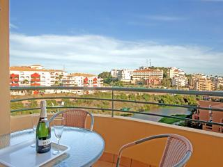 Two bedroom apartment with sea views Mijas Costa - Mijas vacation rentals