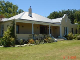 klein moerbei estate - Stellenbosch vacation rentals