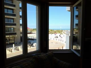 Apartment 4 pers Seaview - Incl private parking - De Panne vacation rentals