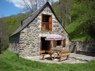 Unique restored barns in a forest above a village - Loudenvielle vacation rentals