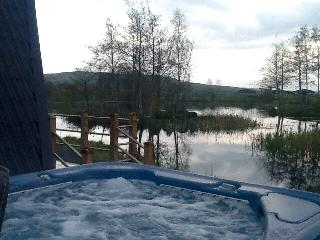 Ballyare lodge lake view co donegal - Ramelton vacation rentals
