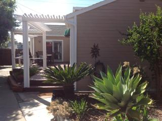 Quiet and Secluded Craftsman Cottage - Pacific Beach vacation rentals