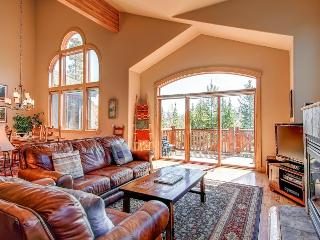Eagles Nest House - Luxury, comfort, 5 ski areas - Silverthorne vacation rentals
