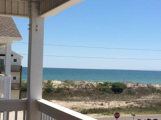 A Mermaid's Dream! Oceanview Duplex on N. Topsail - North Topsail Beach vacation rentals