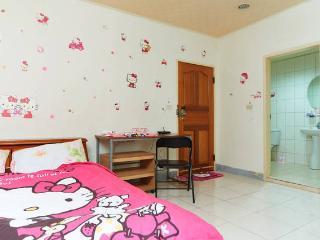 Hello Kitty Room @ XiMenDing 西門町 3min to MRT - Taipei vacation rentals