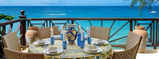 St. James Apartments - Penthouse SPECIAL OFFER: Barbados Villa 333 Located On The Impeccable Paynes Bay Beach. - Saint James vacation rentals