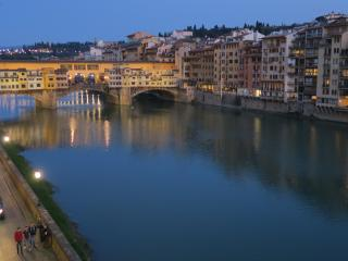 Romantic one bedroom apartment with balcony in great location - Florence vacation rentals