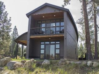 The jewel of the neighborhood, this amazing home watches the river all day - Bend vacation rentals