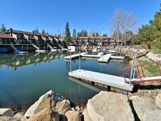 2BR Prime Tahoe Keys Condo w/ Private Deep Water Dock, Lake Views - South Lake Tahoe vacation rentals