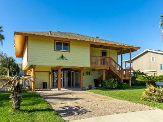 Bring Your Boat! Key Allegro 3BR Bay House w/ Dock, Sleeps 8 - Rockport vacation rentals