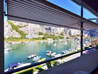 2BD in the heart of Omis, Croatia - Sv. Kirin vacation rentals