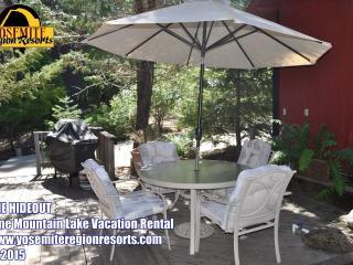 WIFI Slps6 PetOK 1mi >Marina Beach 25mi >Yosemite - Groveland vacation rentals