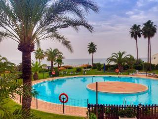 FIRST LINE in Résidence Miraflores Beach Club n°50 - Mijas vacation rentals