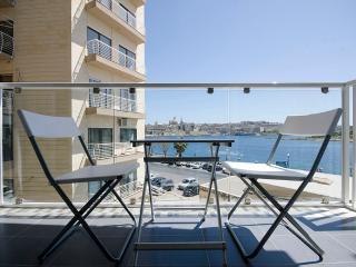 063 Bastion Views Sliema 2-bedroom Apartment - Sliema vacation rentals