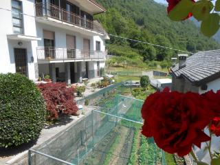 Eco House A Sulì, casa vacanze relax in montagna - Villadossola vacation rentals